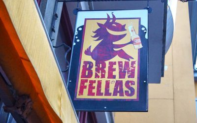 Brewfellas sign