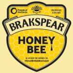 Bees helped by Brakspear beer