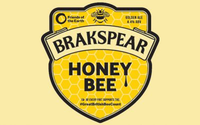 Brakspear Honey Bee logo