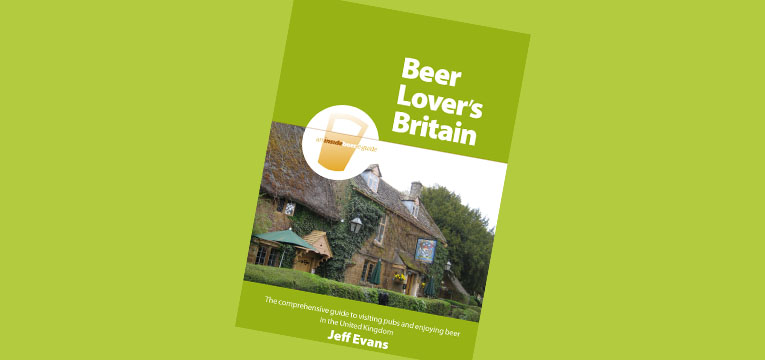 Beer Lover's Britain cover