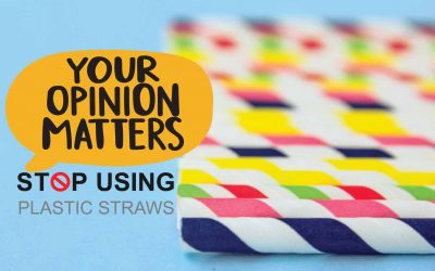 your opinion matters-plastic straws
