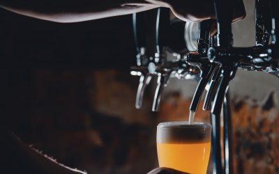 beer serving