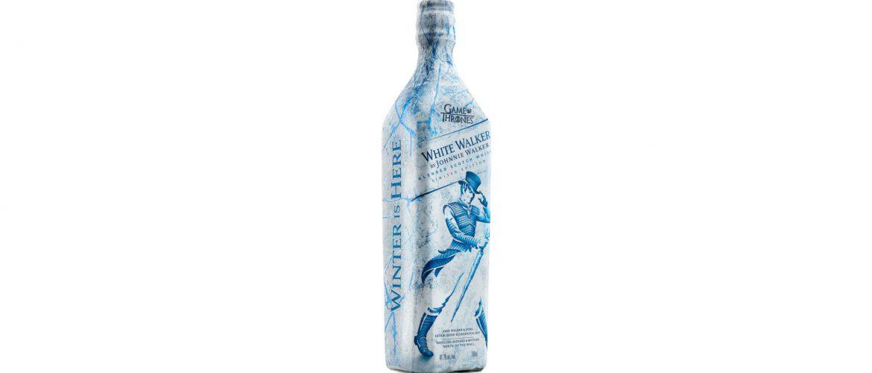White Walker bottle