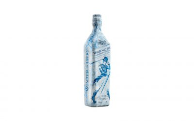White Walker bottle