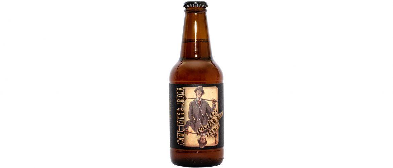 One-Eyed Jack bottle