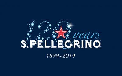 S.Pellegrino 120 years