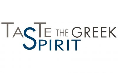 Taste the Greek Spirit logo